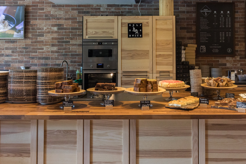 Φρέσκες αλμυρές και γλυκιές λιχουδιές από το Kitchen Lab