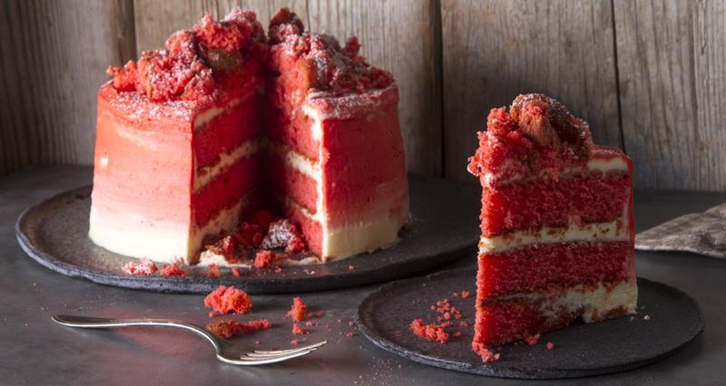 Red Velvet Cake από τον Άκη Πετρετζίκη