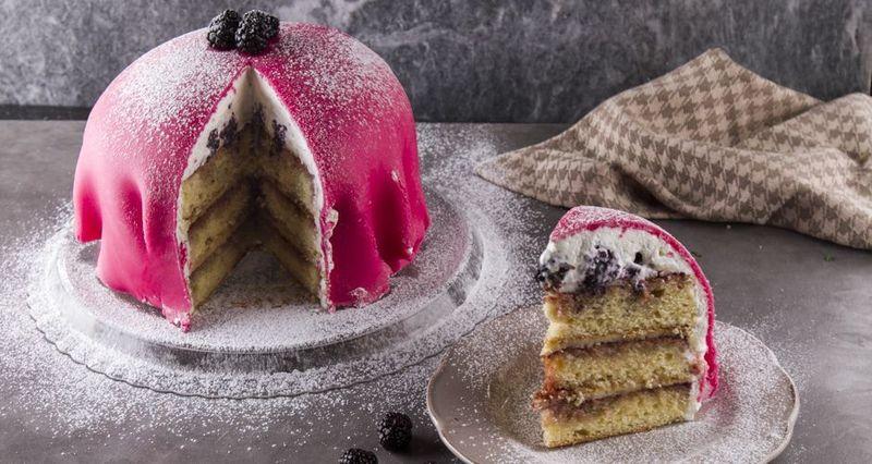 Princess Cake από τον Άκη Πετρετζίκη