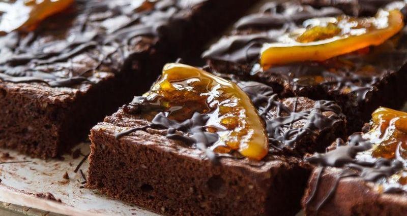 Κέικ σοκολάτας χωρίς αλεύρι από τον Άκη Πετρετζίκη