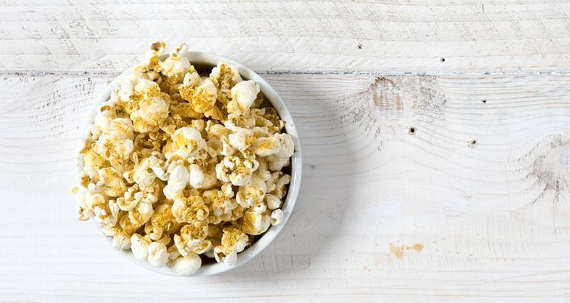 Ταϊλανδέζικο popcorn από τον Άκη Πετρετζίκη