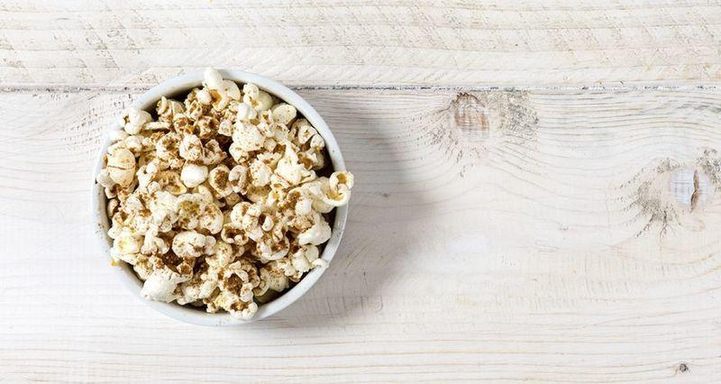 Γλυκό popcorn από τον Άκη Πετρετζίκη