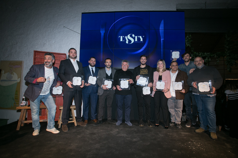 Tasty Awards 2018