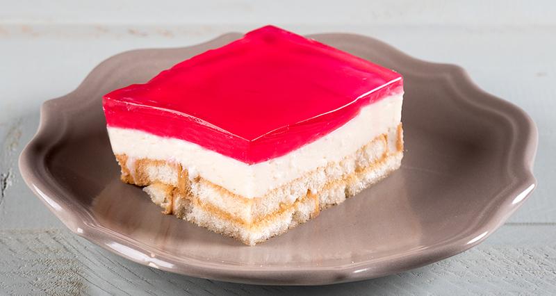 Μαμαδίστικο γλυκό με ζελέ από τον Άκη Πετρετζίκη