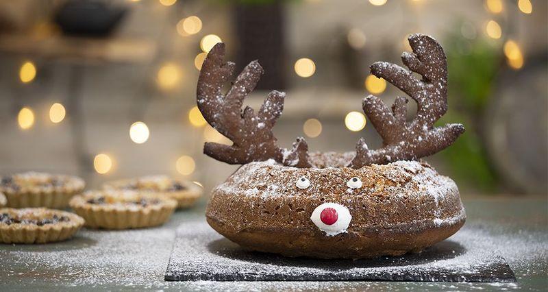Σοκολατένια ζύμη με gingerbread από τον Άκη Πετρετζίκη