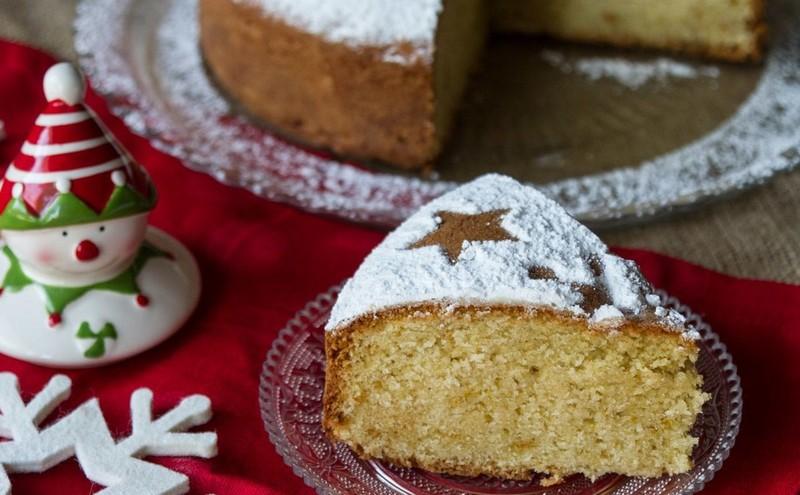 Βασιλόπιτα κέικ στη νοηματική από τον Άκη Πετρετζίκη