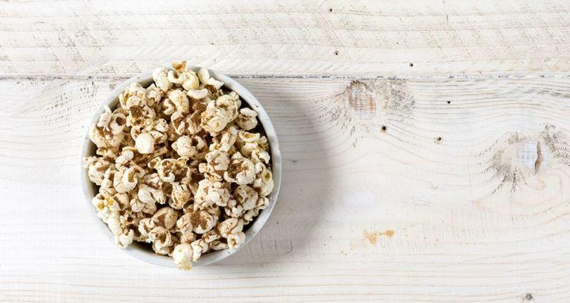 Καυτερό popcorn