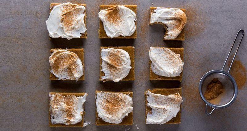 Μπάρες καρότου με πρωτεΐνη από τον Άκη Πετρετζίκη