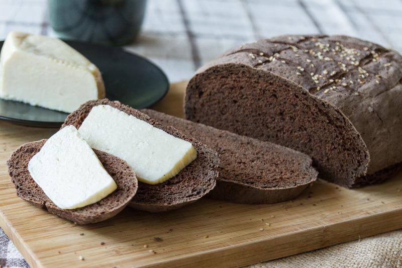 Ψωμί με χαρούπι