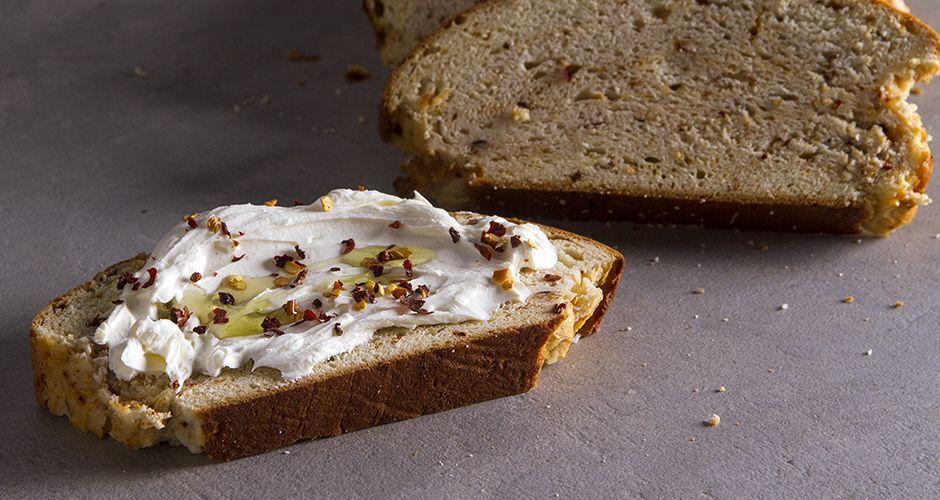 Ψωμί πατάτας με μπούκοβο