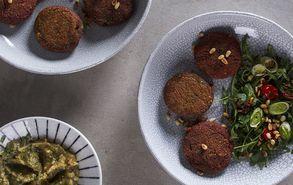 Recipe thumb akis petretzikis falafel patzariou site healthy
