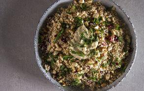 Recipe thumb akis petretzikis salata kounoupidi cranberries site healthy