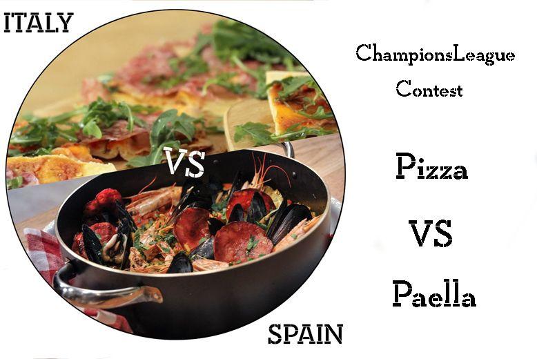Italy vs spain site