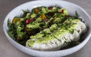 Recipe thumb akis petretzikis salata me pesto araka site healthy