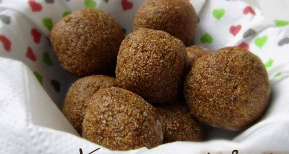 Rfiss Tounsi (Algerian Date Sweets)