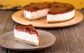 Recipe thumb akis petretzikis cheesecake site