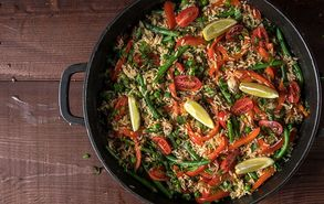 Recipe thumb akis petretzikis veggie paella final site