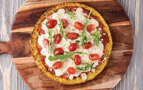 Recipe thumb pizza me vasi kounoupidi site