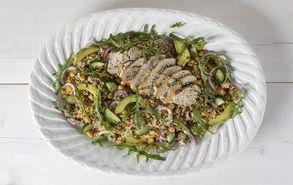 Recipe thumb salata me revithia kai kotopolo site