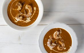 Recipe thumb bisque me garida kai finokio site