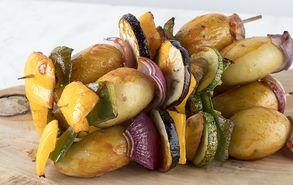 Recipe thumb akis petretzikis vegetarian souvlakia site