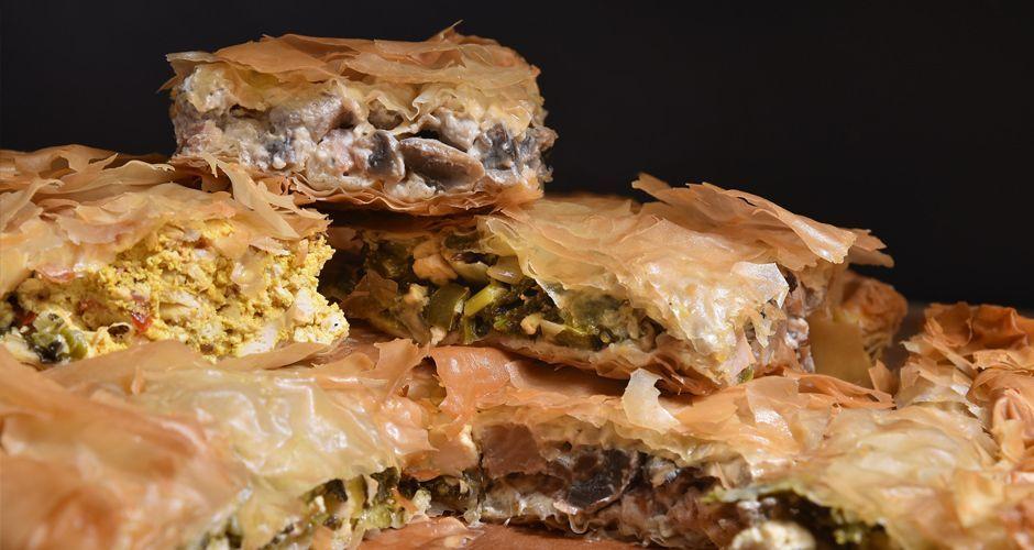 3 filling pie