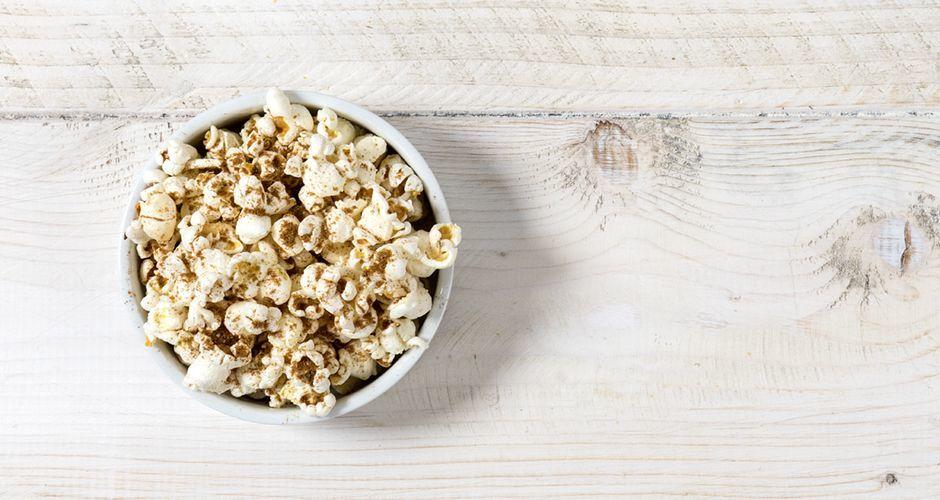 Γλυκό popcorn