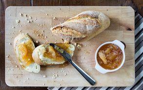 Recipe thumb marmelada nektarini axladi