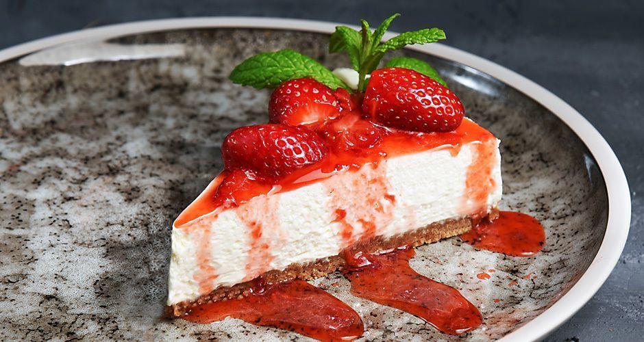 Recipe main akis cheesecake