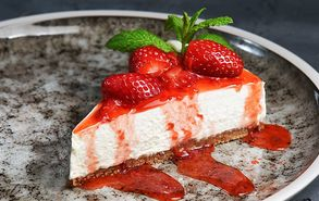 Recipe thumb akis cheesecake