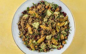 Recipe thumb salata me pligouri rodi kolokytha