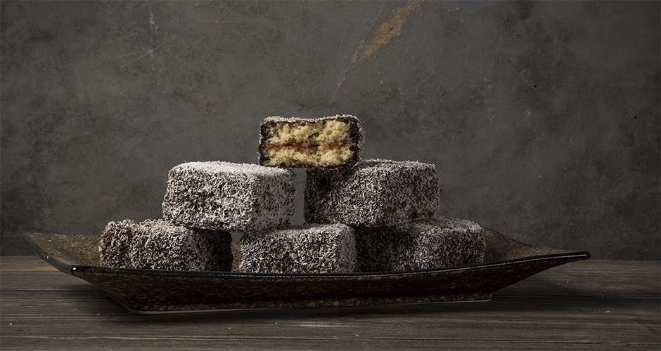 Recipe main lamingtons site