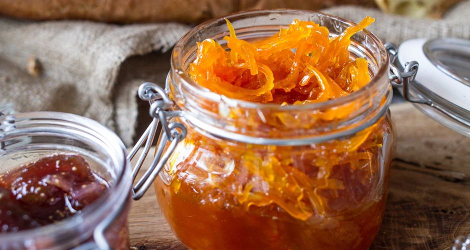 Vanilla Pumpkin Jam