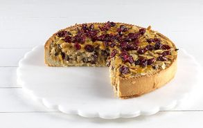 Recipe thumb tarta me amugdala cranberries site