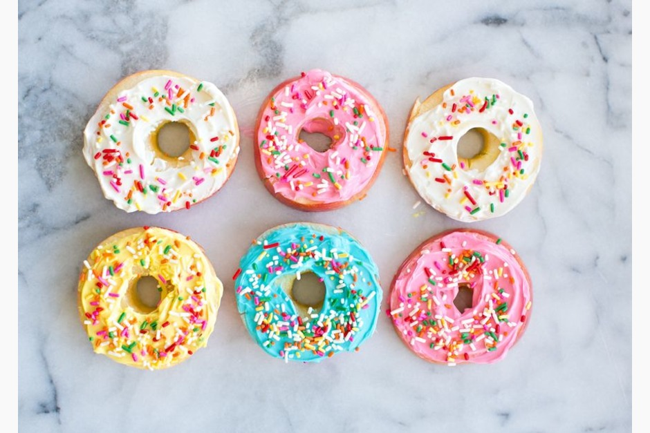 Calendar main 3 apple donuts healthy kid snack