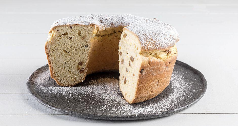 Γλυκό ψωμί με σαφράν