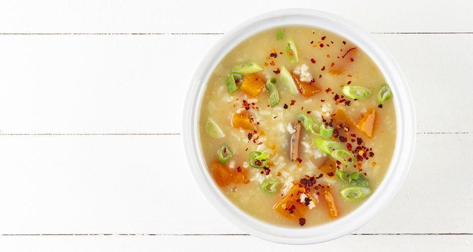 Ασιατικό porridge