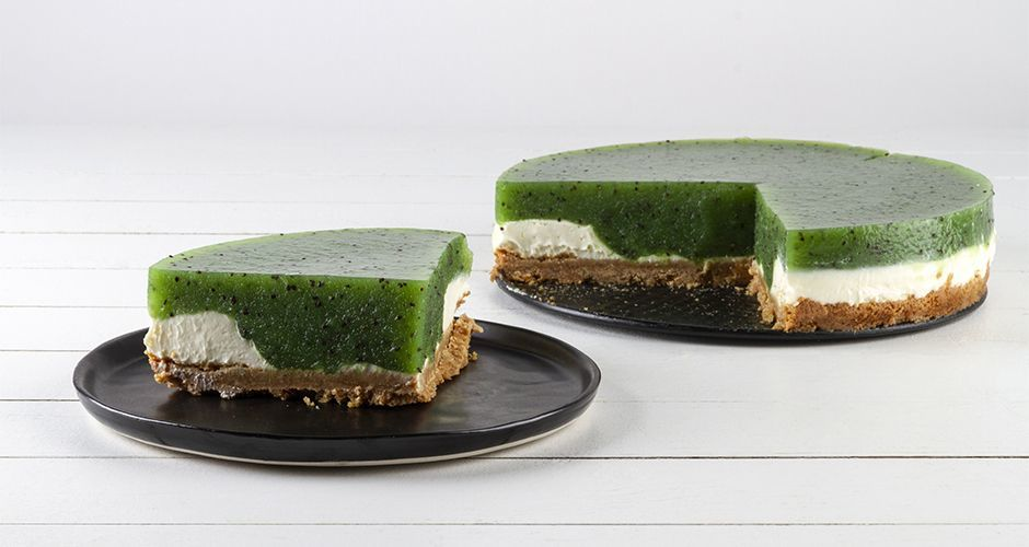Cheesecake ακτινίδιο