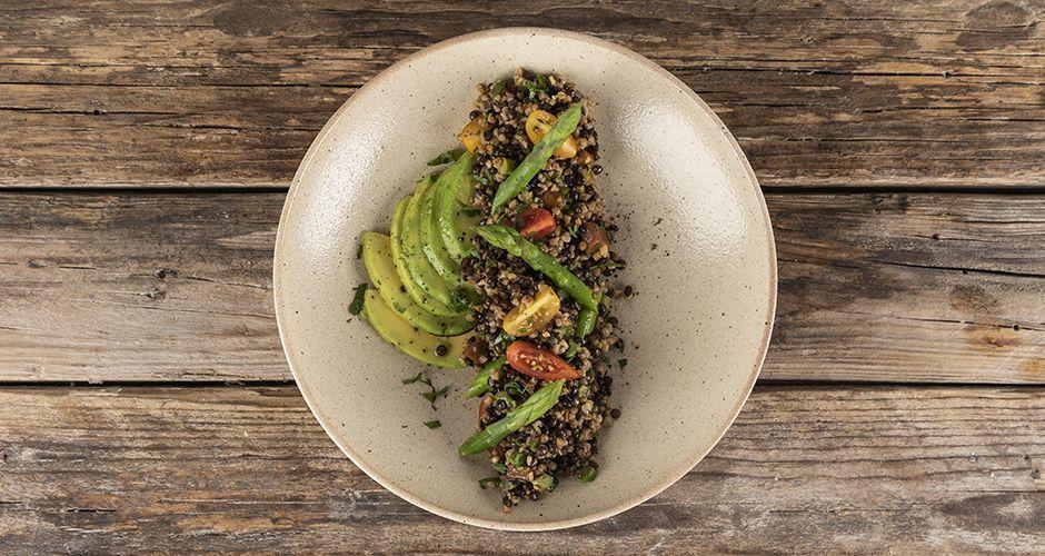 Recipe main salata maures fakes sparaggia site