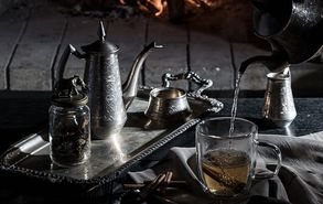 Recipe thumb tea site