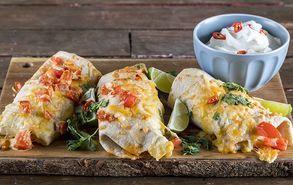 Recipe thumb enchiladas