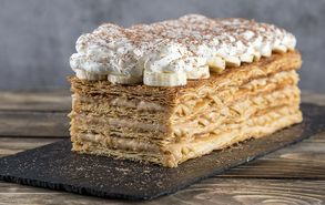 Recipe thumb millefeuille montee banoffee