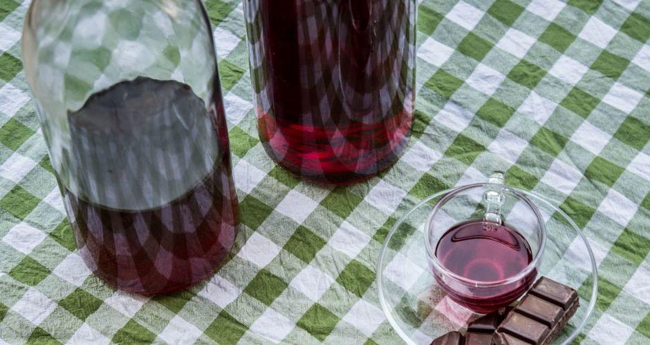 Cherry or Sour Cherry Liqueur