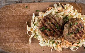 Recipe thumb mpiftekia me coleslaw site