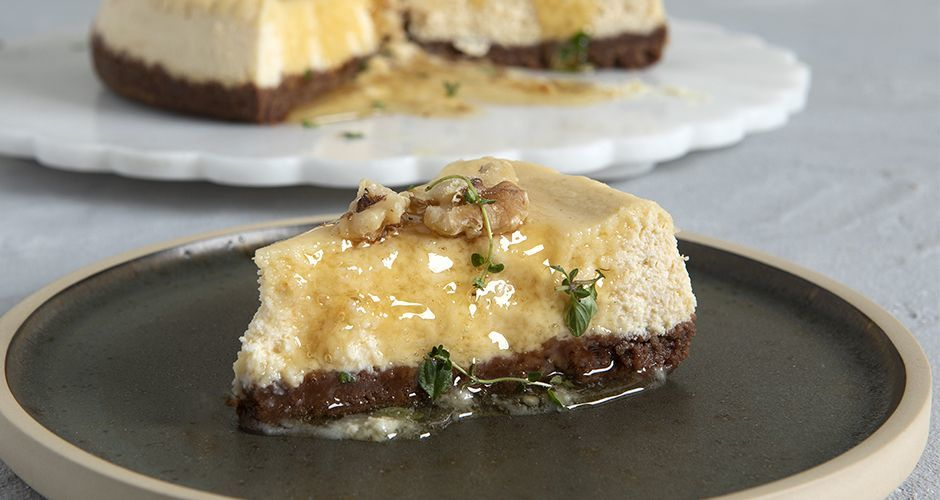 Pressure cooker cheesecake