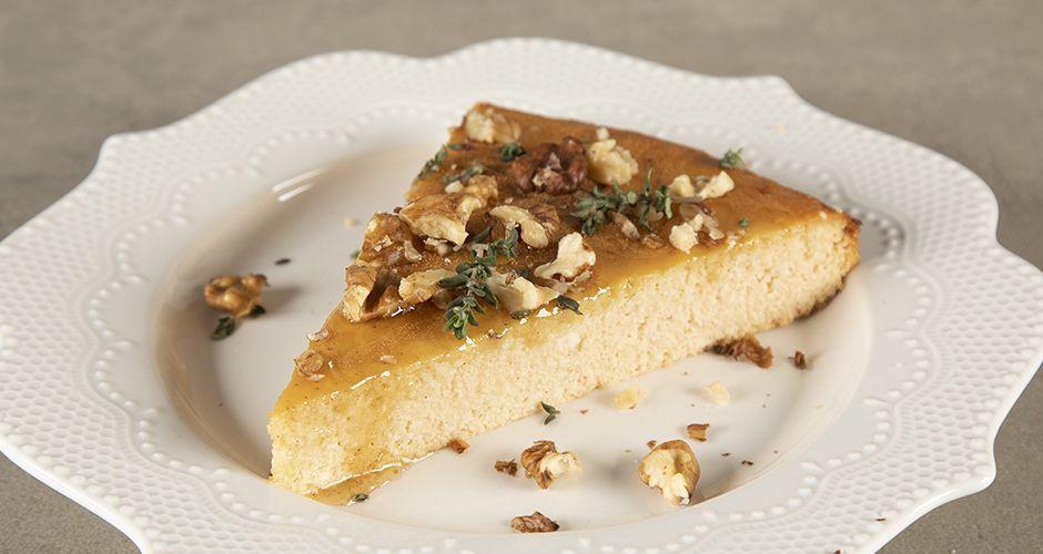 Greek honey pie – Melopita