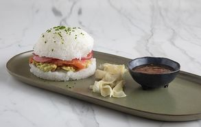 Recipe thumb sushi burger