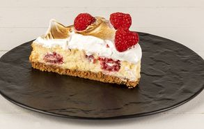 Recipe thumb cheesecake leuki sokolata kai raspberries