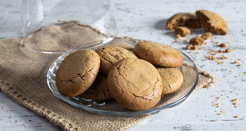 Cookies με ζάχαρη καρύδας