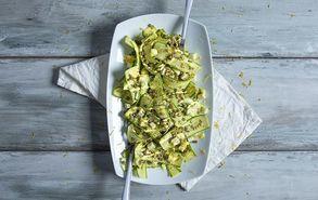 Recipe thumb salata me kolokithakia kai fakes 12 6 19 site